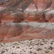 The Painted Desert  8020 Art Print