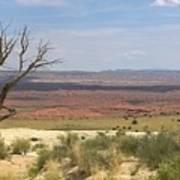 The Painted Desert Of Utah 1 Art Print