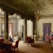The Palace Of The Empress Alexandra Art Print
