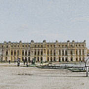 The Palace Of Versailles Art Print