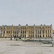 The Palace Of Versailles Art Print