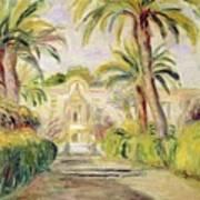 The Palm Trees Art Print