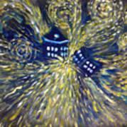 The Pandorica Opens Art Print by Alizey Khan