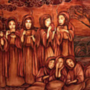 The Parable Of The Ten Virgins Art Print