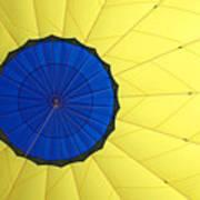 The Parachute Art Print