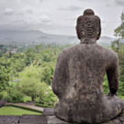 The Path Of The Buddha #9 Art Print