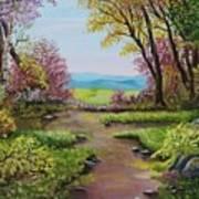 The Pathway To Heaven Art Print