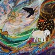 The Patriarchs Series - Ark Of Noah Art Print