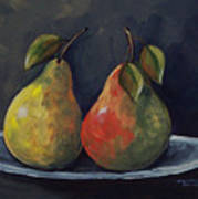 The Pears  Art Print