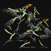 The Pheasant Hunt Art Print