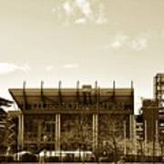 The Philadelphia Eagles - Lincoln Financial Field Art Print