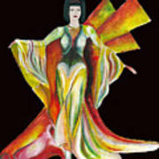 The Phoenix 2 Art Print