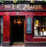 The Pie Maker Art Print