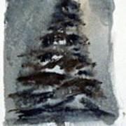 The Pine Tree Art Print