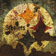 The Pittsburgh Steelers R1 Art Print