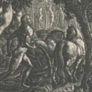 The Ploughman Art Print