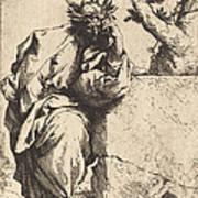 The Poet Art Print