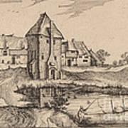 The Pond Art Print