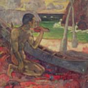 The Poor Fisherman Art Print
