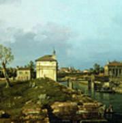 The Porta Portello, Padua Art Print