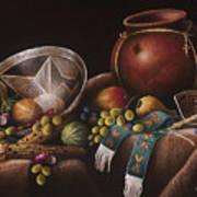 The Potter's Harvest Art Print