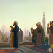 The Prayer Art Print