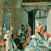 The Prayer Of The Faithful Art Print