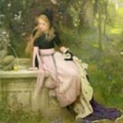 The Princess And The Frog Art Print