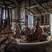 The Pumphouse Art Print