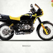 The R100gs 1991 Art Print