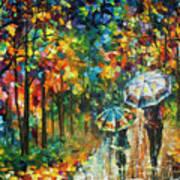 The Rain Of Childhood Art Print