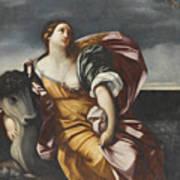 The Rape Of Europa Art Print