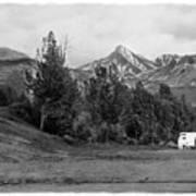 The Real Alaska -the Good Life Art Print