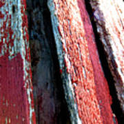 The Red Barn 2 Art Print