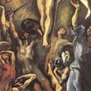 The Resurrection 1600 Art Print