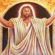 The Resurrection And The Life Art Print