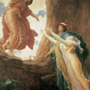 The Return Of Persephone Art Print