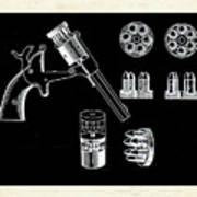 The Revolver Art Print