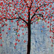The Rhythm Tree Art Print