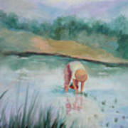 The Rice Planter Art Print