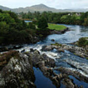 The River Sneem Art Print