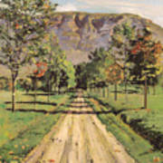 The Road To Evordes Art Print