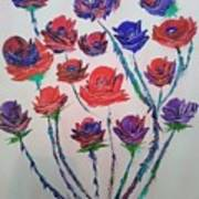 The Rose Series Art Print