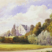 The Rosenau From The South-east Art Print