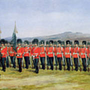 The Royal Fusiliers Art Print