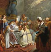 The Sacrament Of Confirmation Art Print