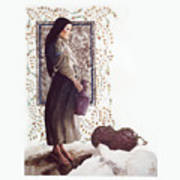 The Samaritan Woman - Lgtsw Art Print