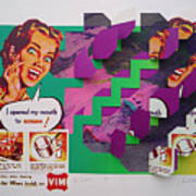 The Scream 2 Art Print