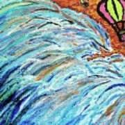 The Sea Blimps Art Print