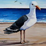 The Sea Gull Art Print